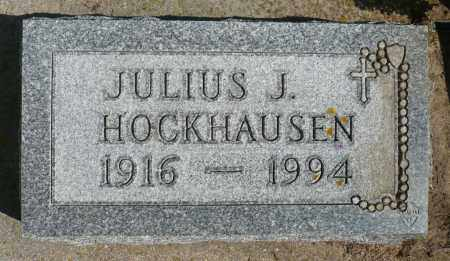 HOCKHAUSEN, JULIUS JOSEPH - Minnehaha County, South Dakota | JULIUS JOSEPH HOCKHAUSEN - South Dakota Gravestone Photos