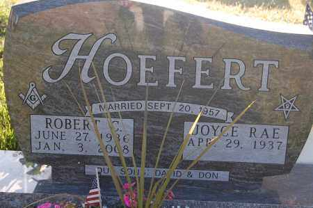 HOEFERT, JOYCE RAE - Minnehaha County, South Dakota | JOYCE RAE HOEFERT - South Dakota Gravestone Photos