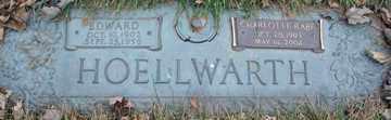 HOELLWARTH, EDWARD - Minnehaha County, South Dakota | EDWARD HOELLWARTH - South Dakota Gravestone Photos