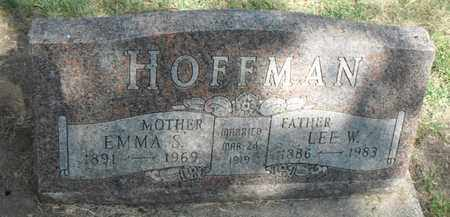 HOFFMAN, LEE - Minnehaha County, South Dakota | LEE HOFFMAN - South Dakota Gravestone Photos