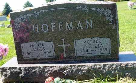 HOFFMAN, CECILIA - Minnehaha County, South Dakota | CECILIA HOFFMAN - South Dakota Gravestone Photos