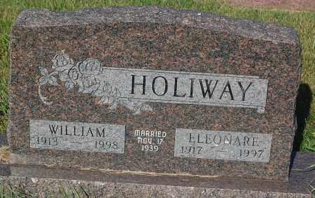 HOLIWAY, WILLIAM - Minnehaha County, South Dakota | WILLIAM HOLIWAY - South Dakota Gravestone Photos