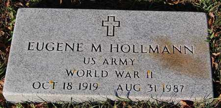 HOLLMANN, EUGENE M. (WW II) - Minnehaha County, South Dakota | EUGENE M. (WW II) HOLLMANN - South Dakota Gravestone Photos