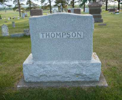 THOMPSON, OLE - Minnehaha County, South Dakota | OLE THOMPSON - South Dakota Gravestone Photos