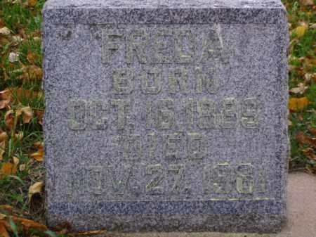 HOLMGREN, FREDA - Minnehaha County, South Dakota | FREDA HOLMGREN - South Dakota Gravestone Photos