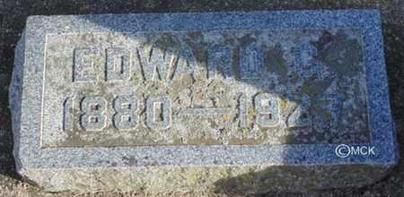 HOUGH, EDWARD G. - Minnehaha County, South Dakota | EDWARD G. HOUGH - South Dakota Gravestone Photos