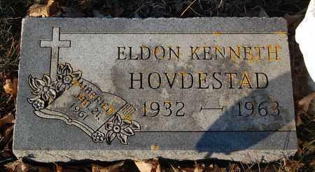 HOVDESTAD, ELDON KENNETH - Minnehaha County, South Dakota   ELDON KENNETH HOVDESTAD - South Dakota Gravestone Photos