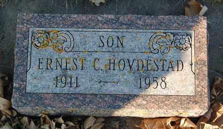 HOVDESTAD, ERNEST C. - Minnehaha County, South Dakota | ERNEST C. HOVDESTAD - South Dakota Gravestone Photos