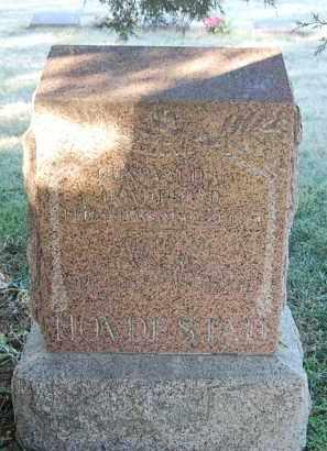 HOVDESTAD, GUNVALD J. - Minnehaha County, South Dakota | GUNVALD J. HOVDESTAD - South Dakota Gravestone Photos