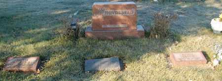 HOVDESTAD, PLOT - Minnehaha County, South Dakota | PLOT HOVDESTAD - South Dakota Gravestone Photos