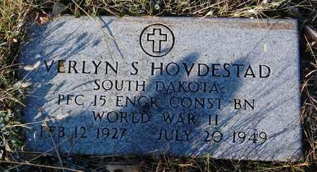 HOVDESTAD, VERLYN S. - Minnehaha County, South Dakota | VERLYN S. HOVDESTAD - South Dakota Gravestone Photos