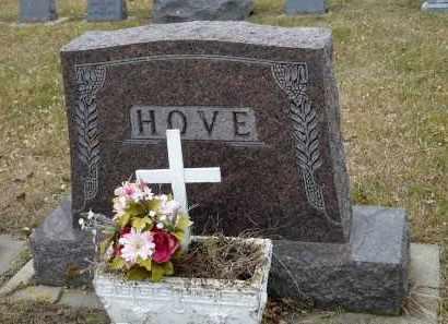 HOVE, ANDREW A. - Minnehaha County, South Dakota   ANDREW A. HOVE - South Dakota Gravestone Photos