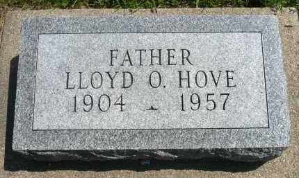 HOVE, LLOYD OSTREM - Minnehaha County, South Dakota | LLOYD OSTREM HOVE - South Dakota Gravestone Photos