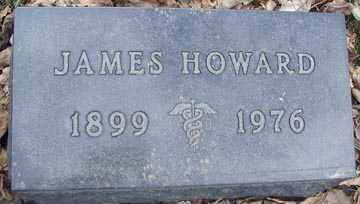 HOWARD, JAMES - Minnehaha County, South Dakota | JAMES HOWARD - South Dakota Gravestone Photos