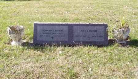 HOYME, FAMILY MARKER - Minnehaha County, South Dakota | FAMILY MARKER HOYME - South Dakota Gravestone Photos