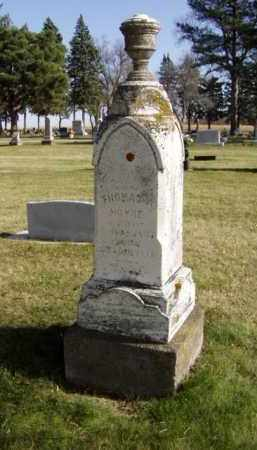 HOYNE, THOMAS A. - Minnehaha County, South Dakota   THOMAS A. HOYNE - South Dakota Gravestone Photos
