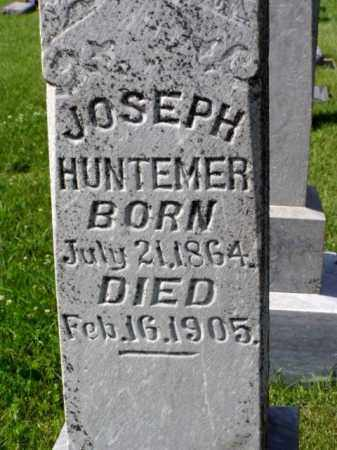 HUNTEMER, JOSEPH - Minnehaha County, South Dakota | JOSEPH HUNTEMER - South Dakota Gravestone Photos
