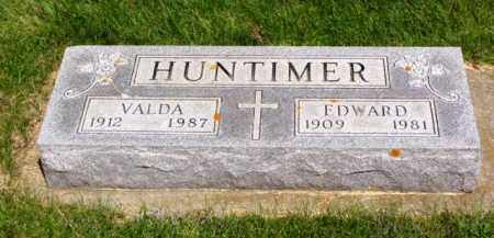HUNTIMER, EDWARD JOSEPH - Minnehaha County, South Dakota | EDWARD JOSEPH HUNTIMER - South Dakota Gravestone Photos