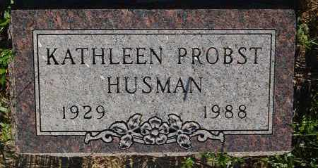 HUSMAN, KATHLEEN - Minnehaha County, South Dakota | KATHLEEN HUSMAN - South Dakota Gravestone Photos