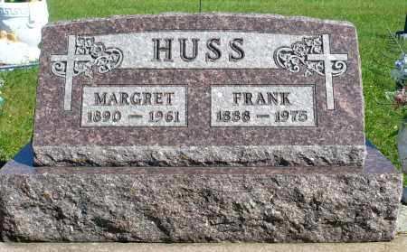 HUSS, FRANK - Minnehaha County, South Dakota | FRANK HUSS - South Dakota Gravestone Photos