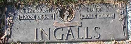 INGALLS, EDITH T. - Minnehaha County, South Dakota | EDITH T. INGALLS - South Dakota Gravestone Photos