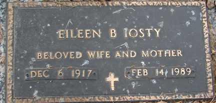 IOSTY, EILEEN B. - Minnehaha County, South Dakota | EILEEN B. IOSTY - South Dakota Gravestone Photos