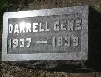 IVERSON, DARRELL GENE - Minnehaha County, South Dakota | DARRELL GENE IVERSON - South Dakota Gravestone Photos