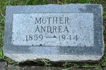 JACOBSON, ANDREA - Minnehaha County, South Dakota   ANDREA JACOBSON - South Dakota Gravestone Photos