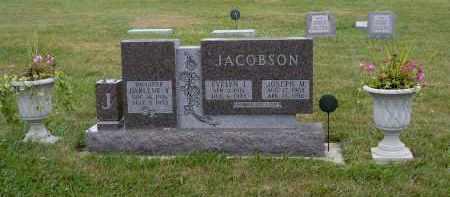 JACOBSON, EVELYN I. - Minnehaha County, South Dakota | EVELYN I. JACOBSON - South Dakota Gravestone Photos