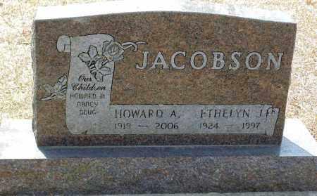 JACOBSON, ETHELYN J. - Minnehaha County, South Dakota | ETHELYN J. JACOBSON - South Dakota Gravestone Photos