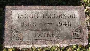 JACOBSON, JACOB - Minnehaha County, South Dakota | JACOB JACOBSON - South Dakota Gravestone Photos