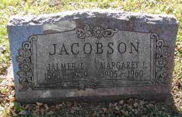 JACOBSON, JALMER L. - Minnehaha County, South Dakota | JALMER L. JACOBSON - South Dakota Gravestone Photos