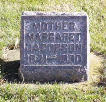 JACOBSON, MARGARET - Minnehaha County, South Dakota | MARGARET JACOBSON - South Dakota Gravestone Photos