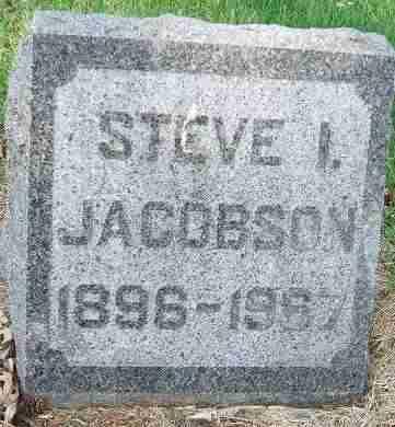 JACOBSON, STEVEN I. - Minnehaha County, South Dakota   STEVEN I. JACOBSON - South Dakota Gravestone Photos