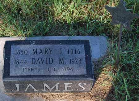 JAMES, W.D. - Minnehaha County, South Dakota | W.D. JAMES - South Dakota Gravestone Photos