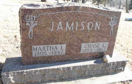 JAMISON, MARTHA L. - Minnehaha County, South Dakota | MARTHA L. JAMISON - South Dakota Gravestone Photos