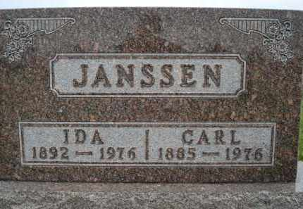JANSSEN, CARL - Minnehaha County, South Dakota | CARL JANSSEN - South Dakota Gravestone Photos