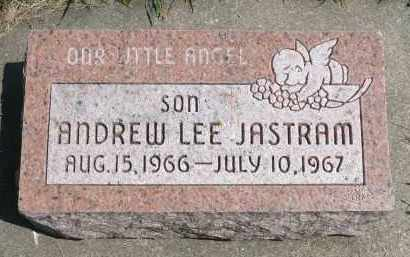 JASTRAM, ANDREW LEE - Minnehaha County, South Dakota | ANDREW LEE JASTRAM - South Dakota Gravestone Photos