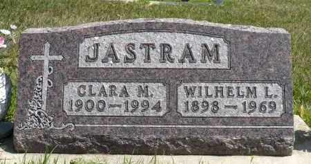 JASTRAM, CLARA M. - Minnehaha County, South Dakota | CLARA M. JASTRAM - South Dakota Gravestone Photos