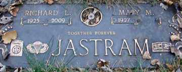 JASTRAM, MARY M. - Minnehaha County, South Dakota | MARY M. JASTRAM - South Dakota Gravestone Photos