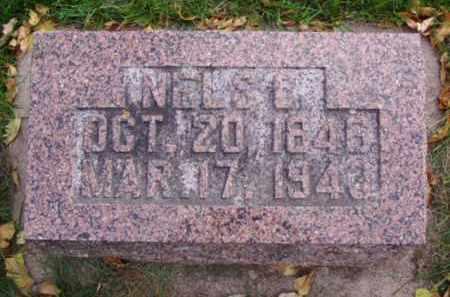 JENSEN, NELS C. - Minnehaha County, South Dakota | NELS C. JENSEN - South Dakota Gravestone Photos