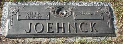 JOEHNCK, GLEN D. - Minnehaha County, South Dakota | GLEN D. JOEHNCK - South Dakota Gravestone Photos
