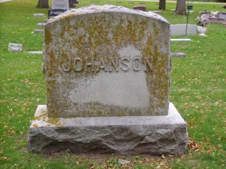 JOHANSON, FAMILY MARKER - Minnehaha County, South Dakota | FAMILY MARKER JOHANSON - South Dakota Gravestone Photos