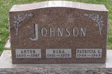 JOHNSON, PATRICIA G. - Minnehaha County, South Dakota | PATRICIA G. JOHNSON - South Dakota Gravestone Photos
