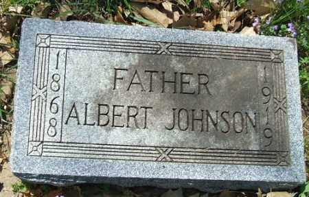 JOHNSON, ALBERT - Minnehaha County, South Dakota | ALBERT JOHNSON - South Dakota Gravestone Photos