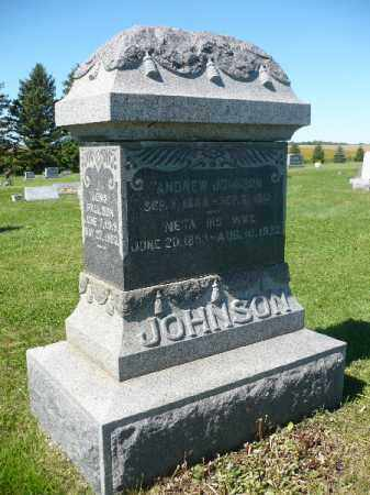 JOHNSON, NETA - Minnehaha County, South Dakota   NETA JOHNSON - South Dakota Gravestone Photos