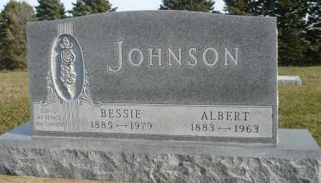 JOHNSON, ALBERT - Minnehaha County, South Dakota | ALBERT JOHNSON - South Dakota Gravestone Photos