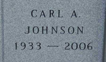 JOHNSON, CARL A. - Minnehaha County, South Dakota | CARL A. JOHNSON - South Dakota Gravestone Photos