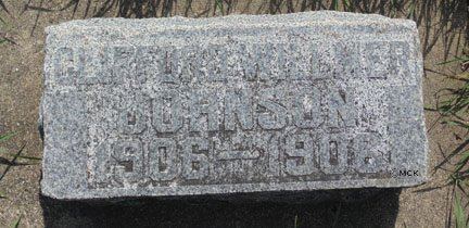 JOHNSON, CLIFFORD W. - Minnehaha County, South Dakota | CLIFFORD W. JOHNSON - South Dakota Gravestone Photos