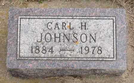JOHNSON, CARL H. - Minnehaha County, South Dakota | CARL H. JOHNSON - South Dakota Gravestone Photos